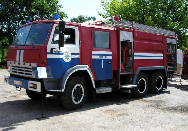 AC-40/2,5(53211) Fire brigade Gomel Belarus
