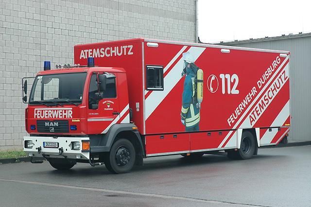 Duisburg Breathing Apparatus Unit