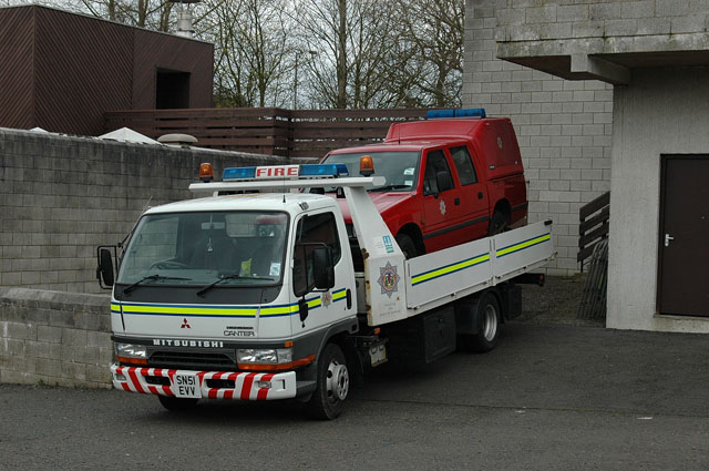 Central Scotland Recovery Vehicle