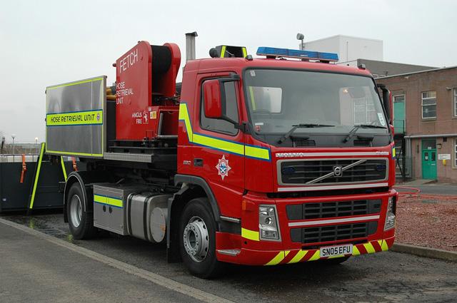 Volvo FM BP Grangemouth