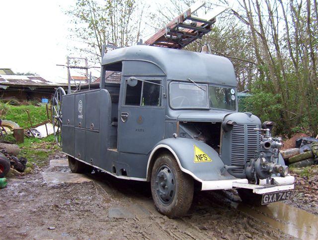 Austin K4 ECU