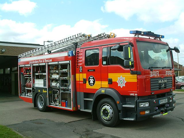 Lincolnshire New Man Appliance