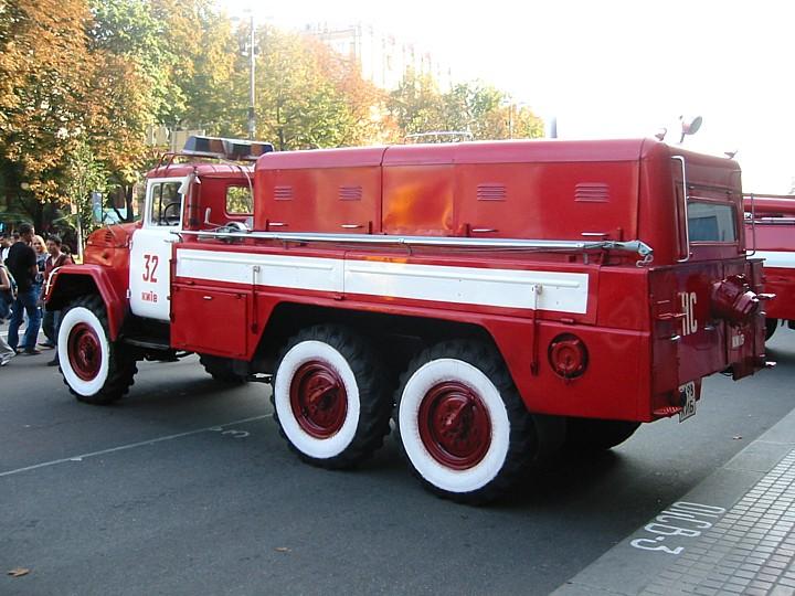 Large pump tender - PNS-110 (131) 6x6