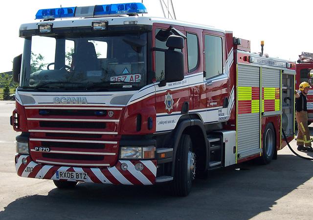 West Sussex Scania
