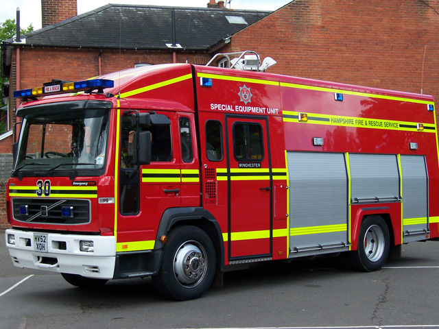 Hampshire Special Equipment Unit