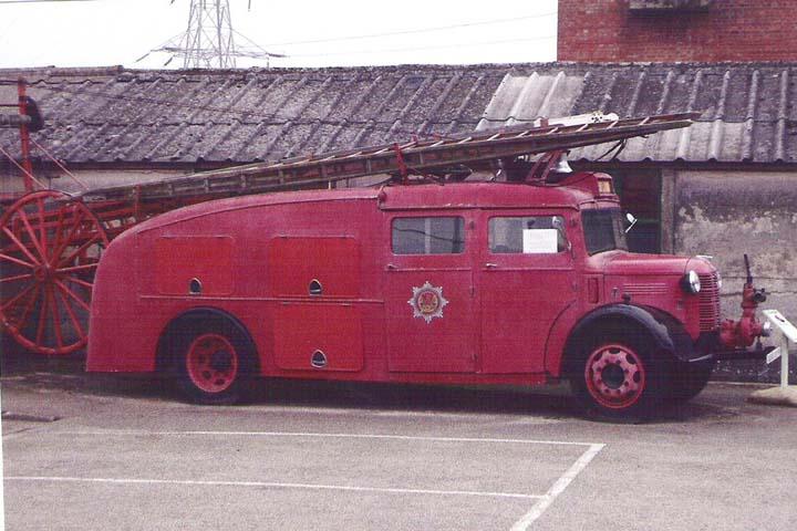 1941 Austin Escape Carrying Unit.