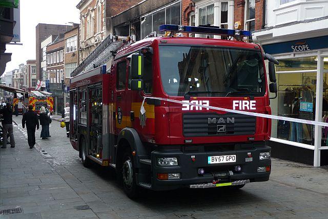 Lincolnshire Fire and Rescue Service