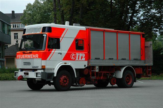 Feuerwehr Frankfurt a.M. Metro rescue