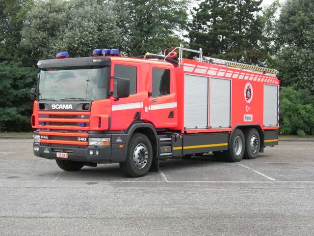 Antwerpen Degussa Scania