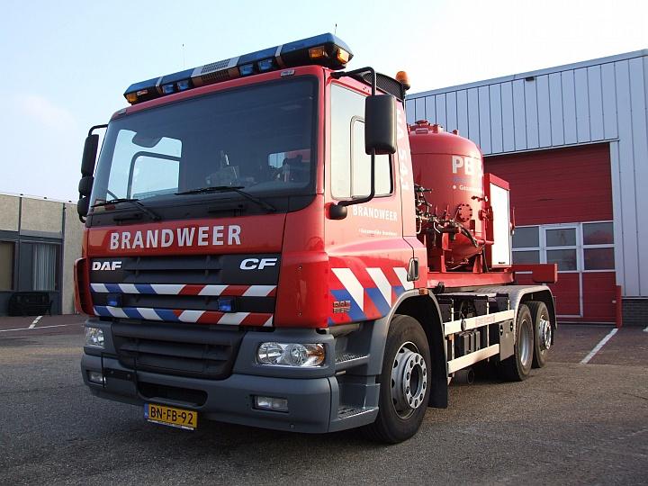 DAF CF FFN75.310CE380 Prime mover