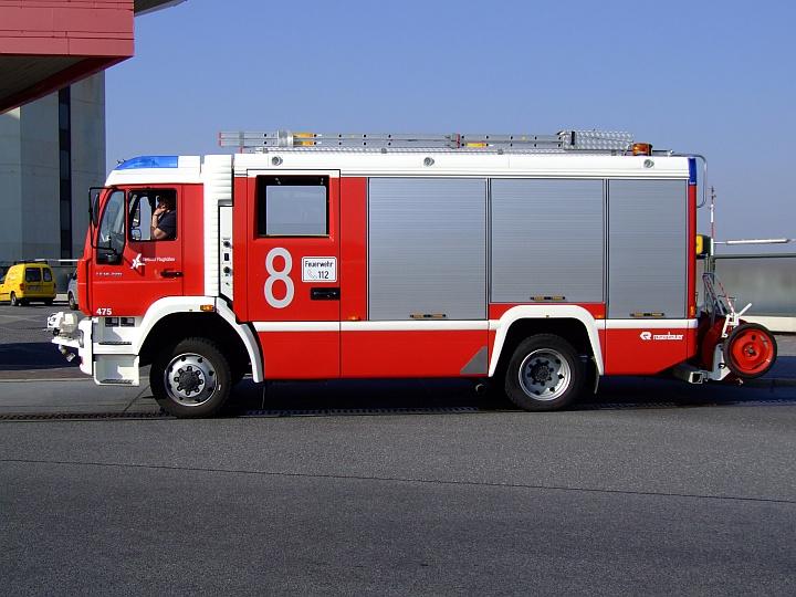 MAN Feuerwehr Berlin Airport