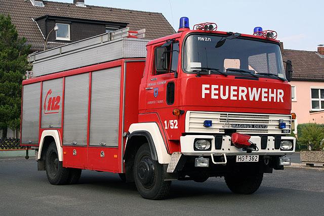 Oberursel Mitte Rescue Vehicle