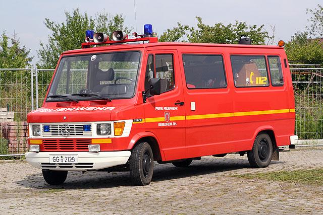 Feuerwehr Biebesheim GW
