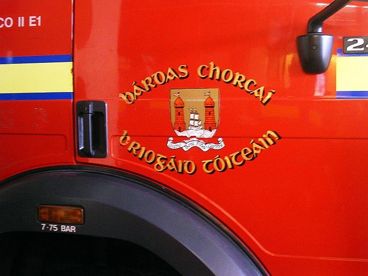 Cork City Fire Brigade - Simon Snorkel