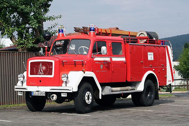Feuerwehr Salmünster Magirus
