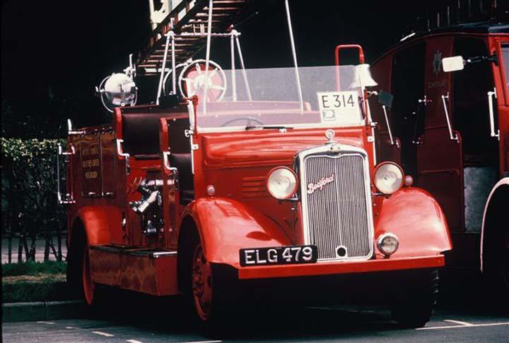 Bedford  Pump ELG479