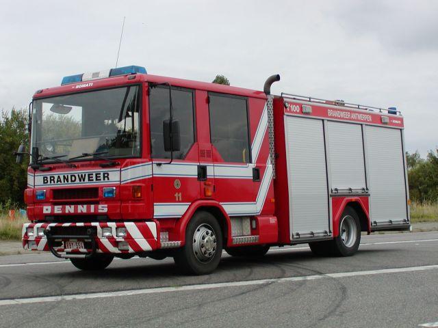Antwerpen Dennis