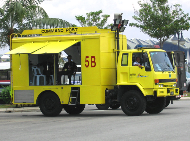 Kuala Lumpur Command Post