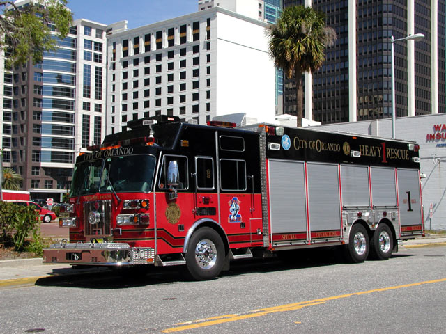 Orlando Heavy Rescue