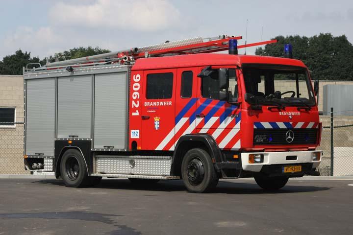 Brandweer Bocholtz Mercedes Benz 1124 pump