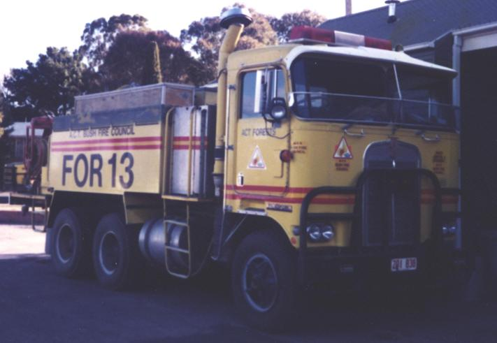 ACT Rural Fire Service- Forests 13