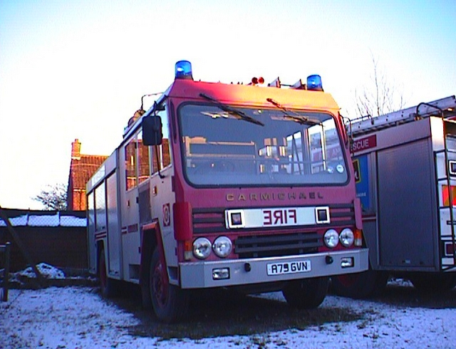 A79GVN Bedford / Carmichael.