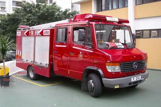 MERCEDES-BENZ Light Rescue Unit