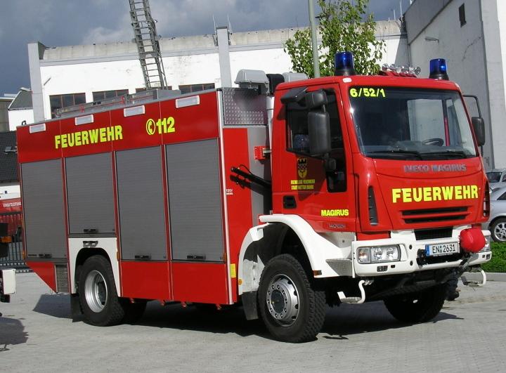 Wetter Iveco Magirus Rescue Truck