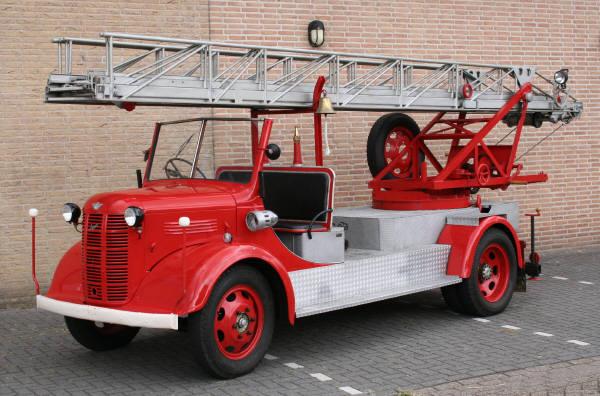 brandweer Doetinchem Austin K2 turnable ladder