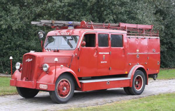 brandweer Schoten Opel Blitz