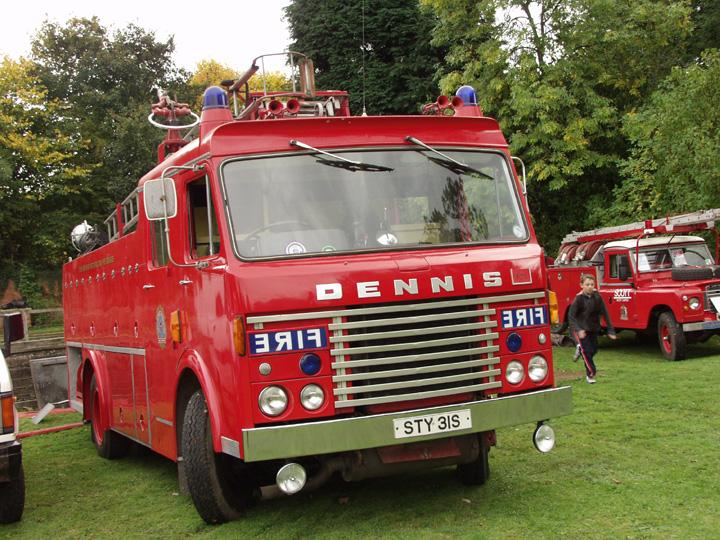 Dennis F131 Pump -1977