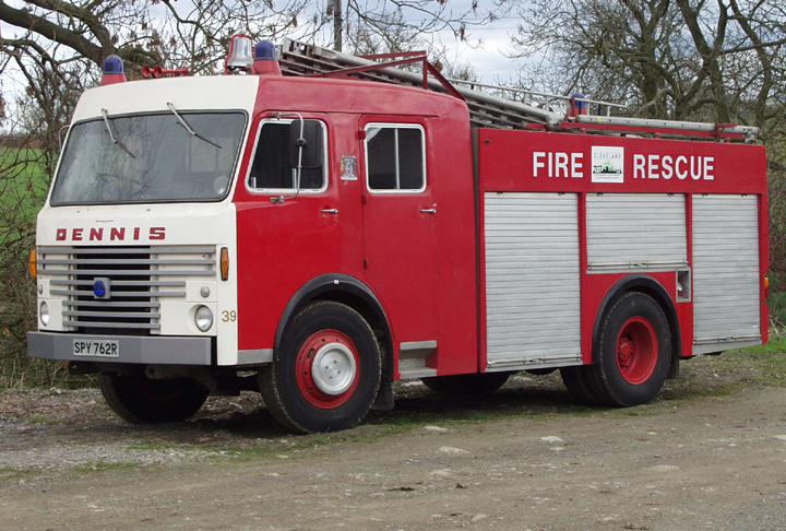 Dennis 'R' Type - 1976