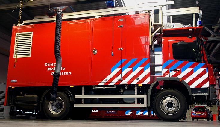 Mercedes Benz Mobile C2000 Unit