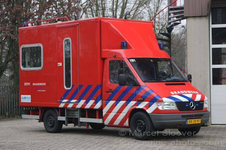 Mercedes Benz Mobile Control Unit