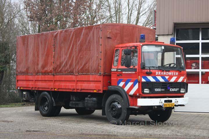 Brandweer Arnhem DAF 1300