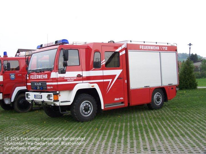 Freiw. Feuerwehr Borstendorf MAN LF 10/6