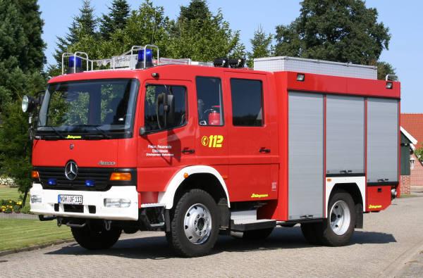 Feuerwehr Emlichheim LF8/6 Mercedes-Benz
