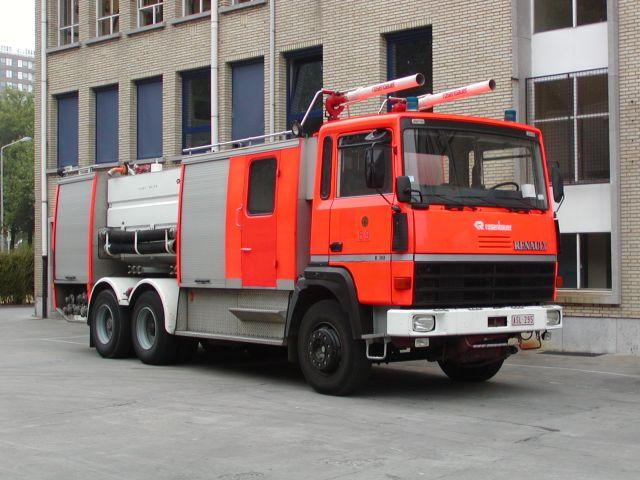 Antwerp foamtanker Renault