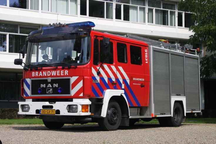 MAN Ziegler brandweer Valkenburg