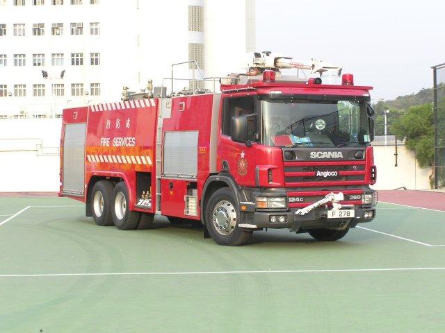 Scania FIV