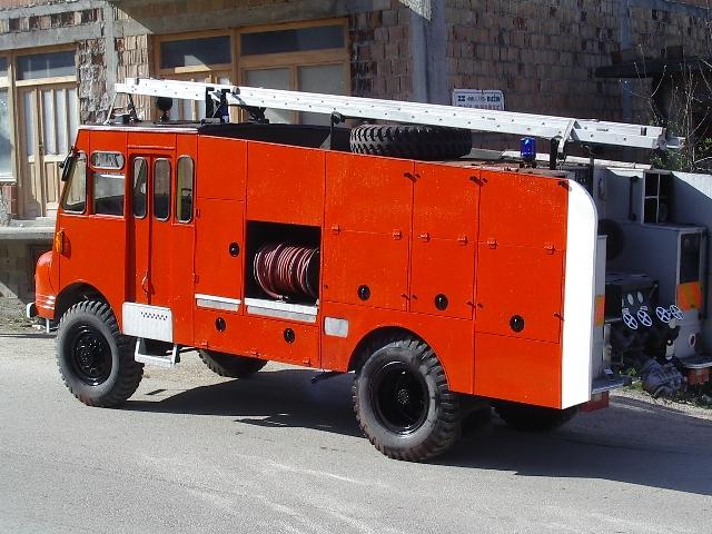 Bedford pump Buzim Bosnia