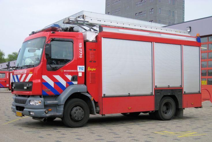 Brandweer Den Haag DAF Emergency Tender