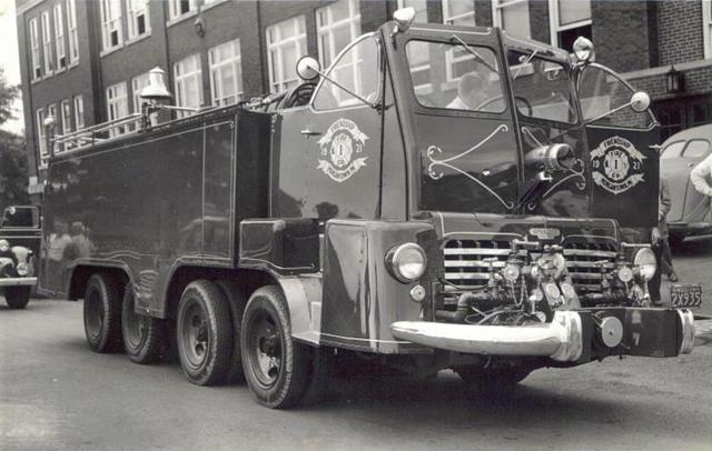 Spangler-Dual Fire engine