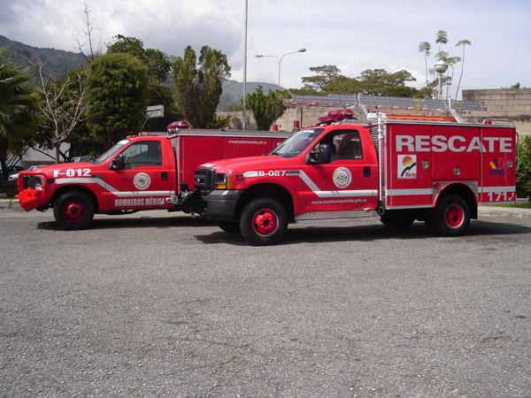 Ford F350 Rescue vehicle Merida Venezuela