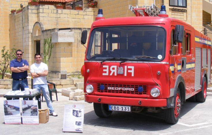HCB Angus Bedford Malta Historic Vehicle Trust