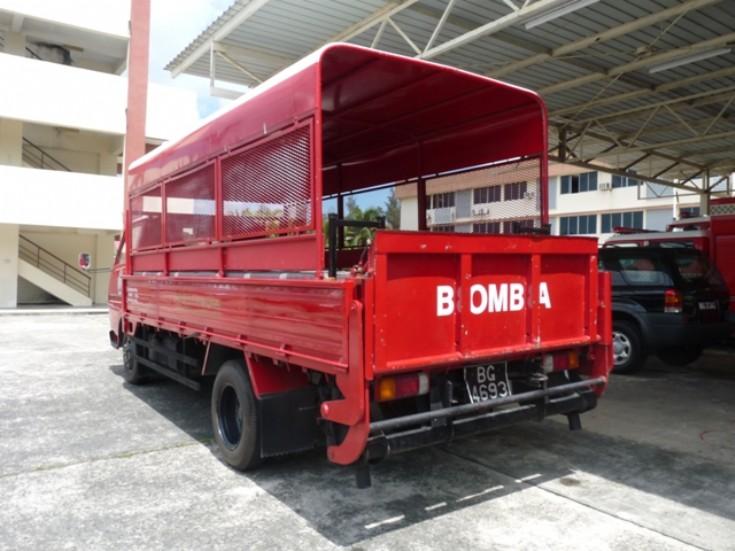 Daihatsu Lorry GPV1 BFRD