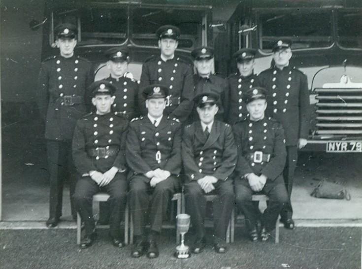 Barnwood House Hospaital Fire Brigade