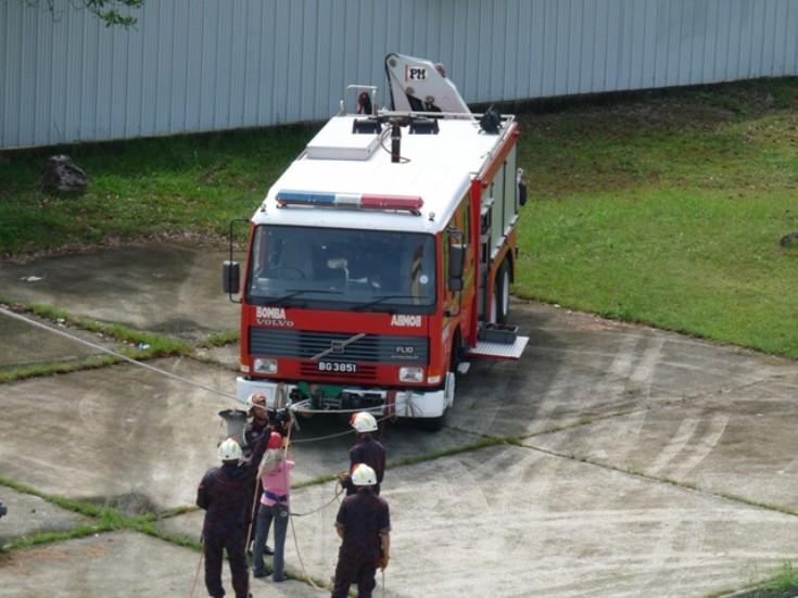 Volvo FL10/Fabristeel Mobile Rescue Unit