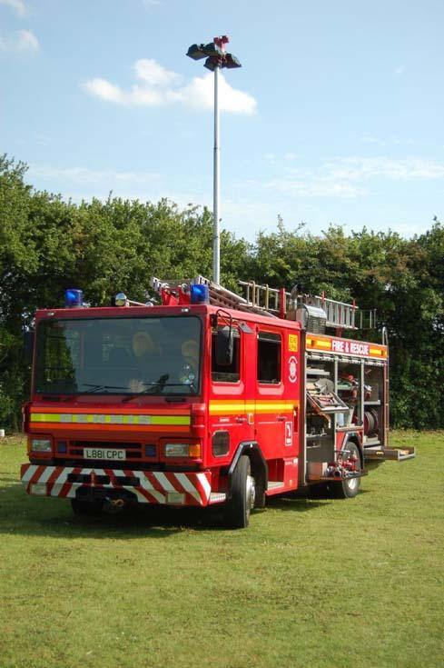 L881 CPC Dennis Rapier East Anglian Fire Rescue