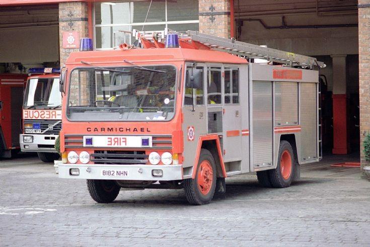 Bedford Carmichael B182NHN York